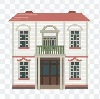西方風格的房子
