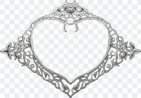 Gothic Plate (Silver)