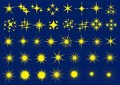 Shine of stars 01