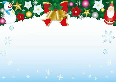 Hiiragi's Christmas frame