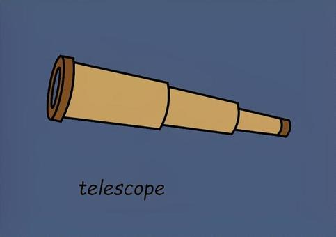 手持ち望遠鏡