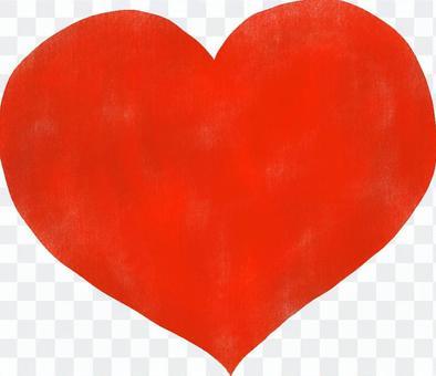 心(紅色)2
