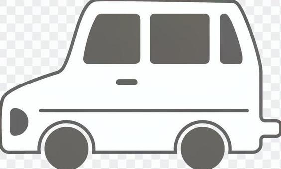 B車側身3