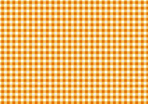 Gicheck紋理07 [橙色]