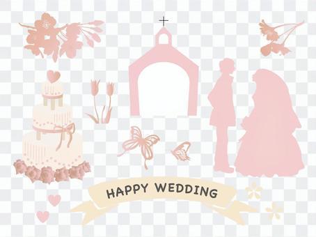 Wedding motif