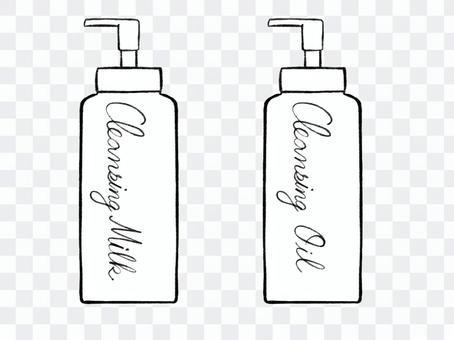 卸妝簡單瓶系列