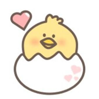 小雞臉動物蛋鳥心臟