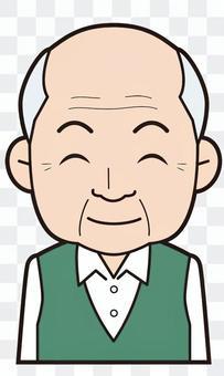Grandpa (Nikkori)