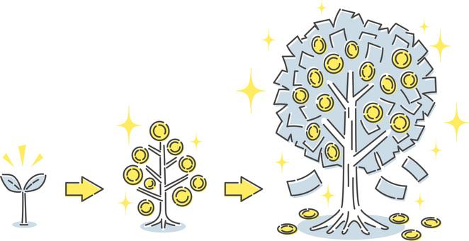 金錢樹 2 的插圖