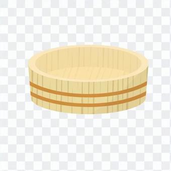 Sushi barrels