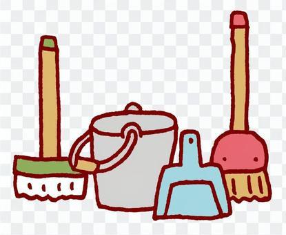 清理工具摘要