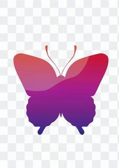蝴蝶(紫)