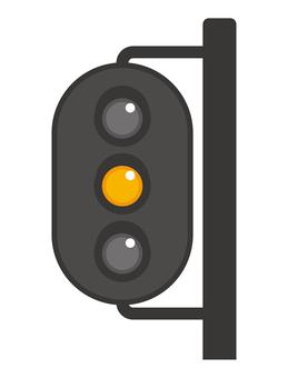 鐵路信號注意