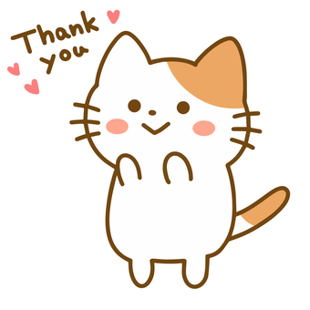 Cat 2 to stand and say thank you