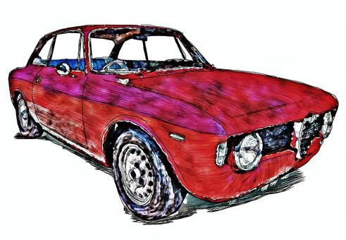 阿尔法罗密欧茱莉亚1600 GTV