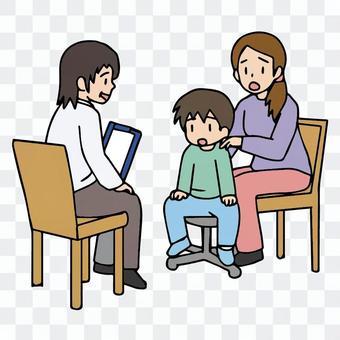 政府機關顧問,兒童指導中心,護理諮詢,專家