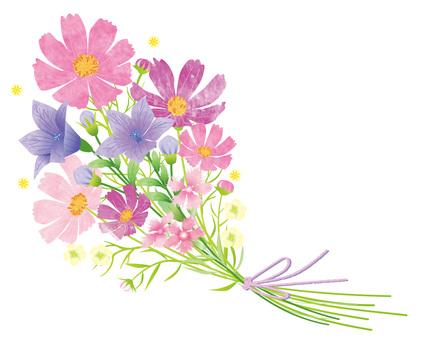 秋花花束1