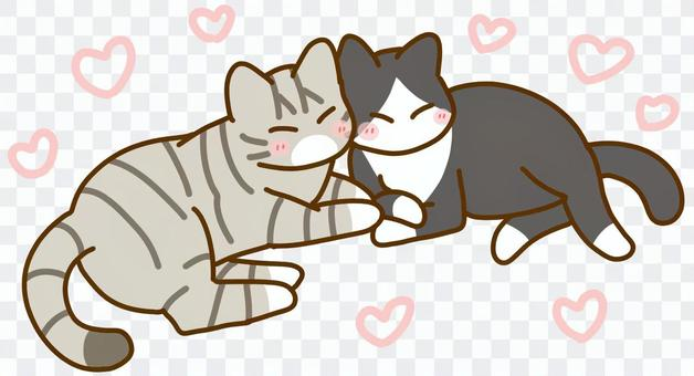 ラブラブ猫2