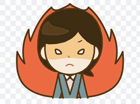 憤怒MAX-女教師A-26