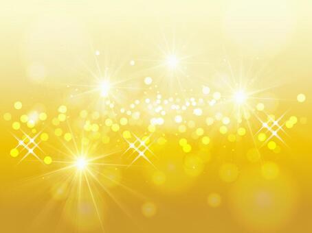 Gold, gold, glitter