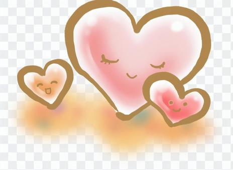 擁抱心臟和心臟★心臟
