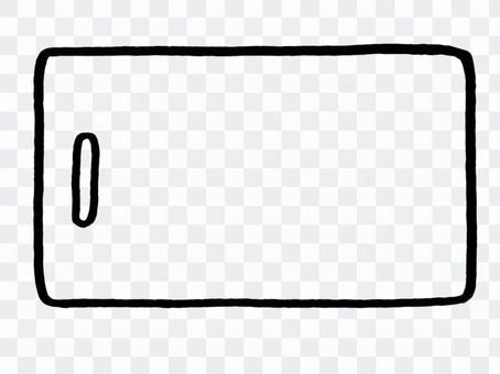 切菜板/線描