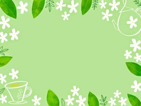 茉莉花茶架2