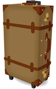 時尚攜帶箱