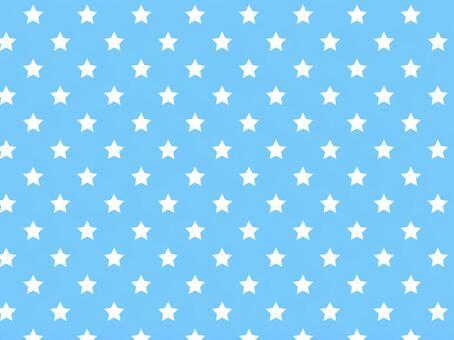 ai星形圖案色板與淺藍色背景