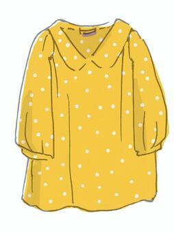 服裝:長外套
