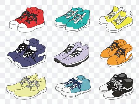 什錦運動鞋2