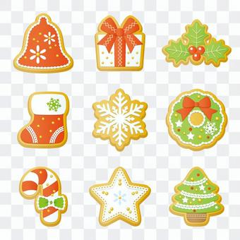 聖誕餅乾1
