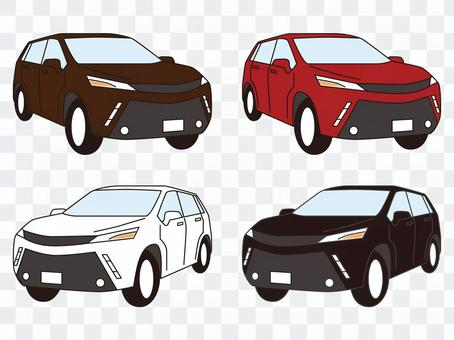 SUV車四驅休閒車