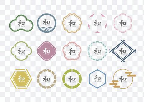Japanese taste-color