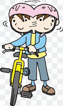 自行車右/左