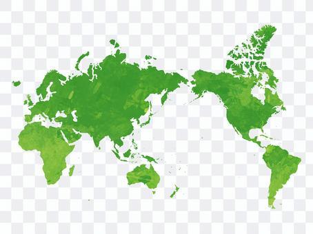 世界地圖[3]紋理材質