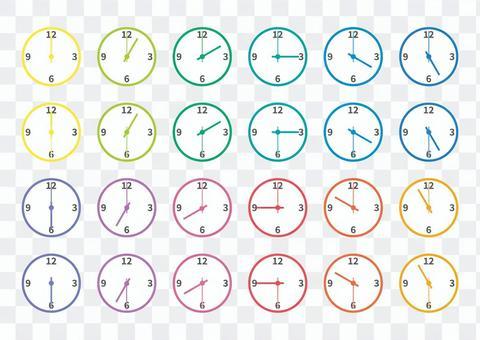 模擬時鐘_01