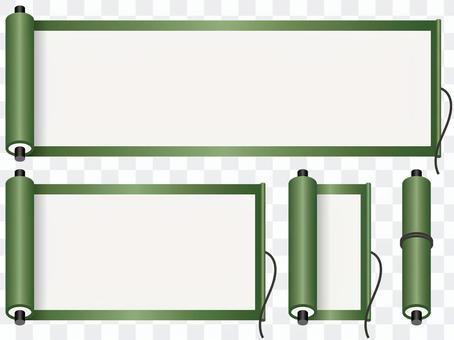 Cheat sheet frameset