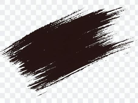 刷線(清脆,黑色墨水)