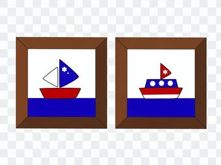 marin‗額‗ヨット1