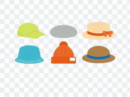 女人的帽子