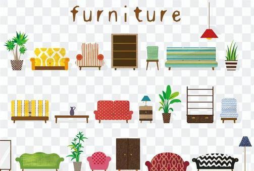 Illustration_ Furniture