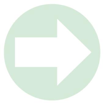 向右箭頭綠色
