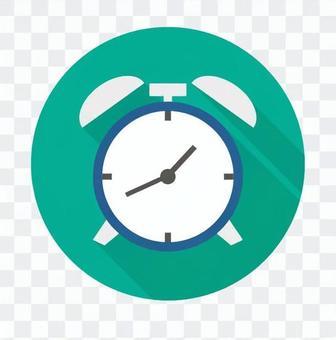 平板圖標 - 鬧鐘
