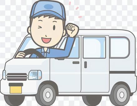Car 01-輕型Van-Guts-全身