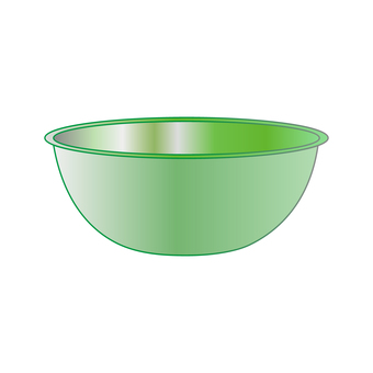 碗(綠色)