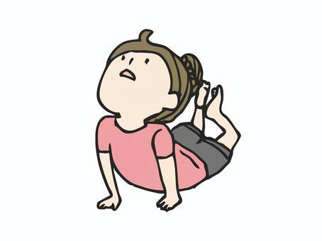 瑜伽(小孩)