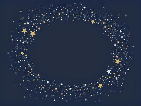 Star frame A