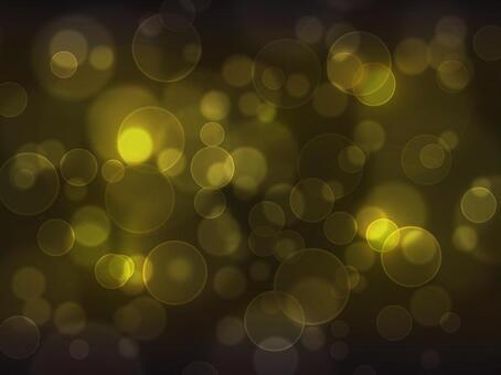 圓形燈·深黃色