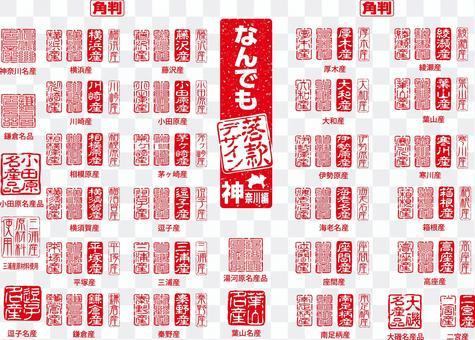 密封套裝21-神奈川